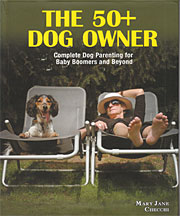 The Fifty Plus Dog Owner book cover